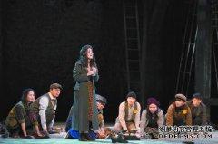 名剧《犹太城》中国首演 观众赴大连先